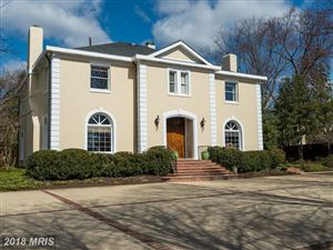 Photo of 8030 GLENGALEN LN, CHEVY CHASE, MD 20815 (MLS # MC10270851)