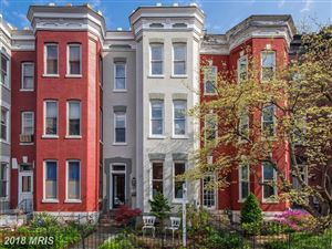 Photo of 1519 T ST NW, WASHINGTON, DC 20009 (MLS # DC10214854)