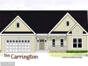 Photo of 205 AZALEA DR #Carrington plan, COLONIAL BEACH, VA 22443 (MLS # WE10250855)