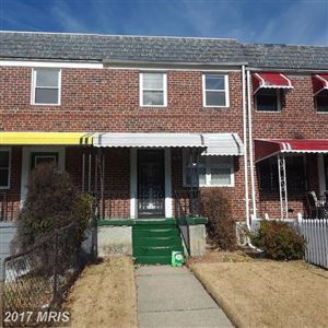 Photo of 4104 ROKEBY RD, BALTIMORE, MD 21229 (MLS # BA10120857)