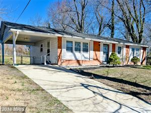 Photo of 13103 CHALFONT AVE, FORT WASHINGTON, MD 20744 (MLS # PG10175859)