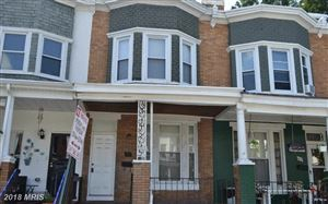 Photo of 417 28TH ST, BALTIMORE, MD 21218 (MLS # BA10319860)