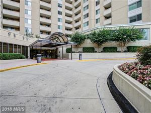 Photo of 4601 PARK AVE N #1504-D, CHEVY CHASE, MD 20815 (MLS # MC10285860)