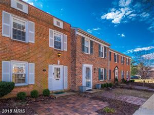 Photo of 5 GEORGETOWN CT #1, ANNAPOLIS, MD 21403 (MLS # AA10150861)