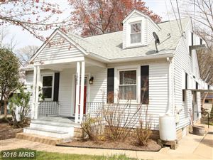 Photo of 1305 PRESIDENT ST, ANNAPOLIS, MD 21403 (MLS # AA10190862)