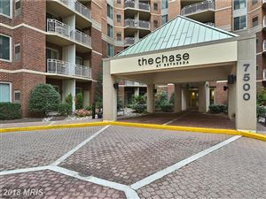 Photo of 7500 WOODMONT AVE #S214, BETHESDA, MD 20814 (MLS # MC10161866)