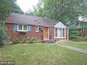 Photo of 12617 FARNELL DR, SILVER SPRING, MD 20906 (MLS # MC10299869)