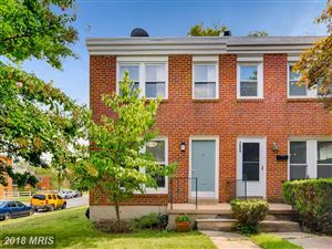 Photo of 2601 WOODLAND AVE, BALTIMORE, MD 21215 (MLS # BA10319870)