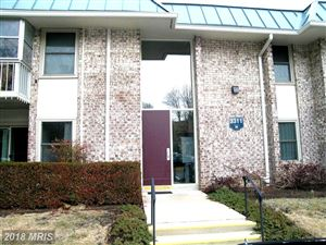 Photo of 3311 LEISURE WORLD BLVD S #99-1A, SILVER SPRING, MD 20906 (MLS # MC10153870)