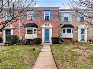 Photo of 5 BRYANS MILL WAY, CATONSVILLE, MD 21228 (MLS # BC10161871)