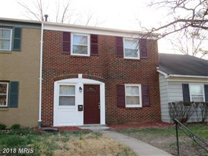 Photo of 12177 DOVE CIR, LAUREL, MD 20708 (MLS # PG10207871)