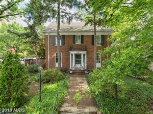 Photo of 3641 FULTON ST NW, WASHINGTON, DC 20007 (MLS # DC10249872)