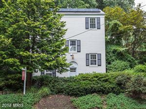 Photo of 3601 DUNDEE DRWY, CHEVY CHASE, MD 20815 (MLS # MC10306872)