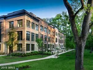 Photo of 3605 CHEVY CHASE LAKE DR #LELAND MODEL, CHEVY CHASE, MD 20815 (MLS # MC10171876)