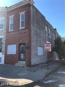 Photo of 2608 EAST FAYETTE STREET E, BALTIMORE, MD 21224 (MLS # BA10300879)