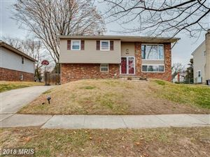 Photo of 9831 TOLWORTH CIR, RANDALLSTOWN, MD 21133 (MLS # BC10119881)