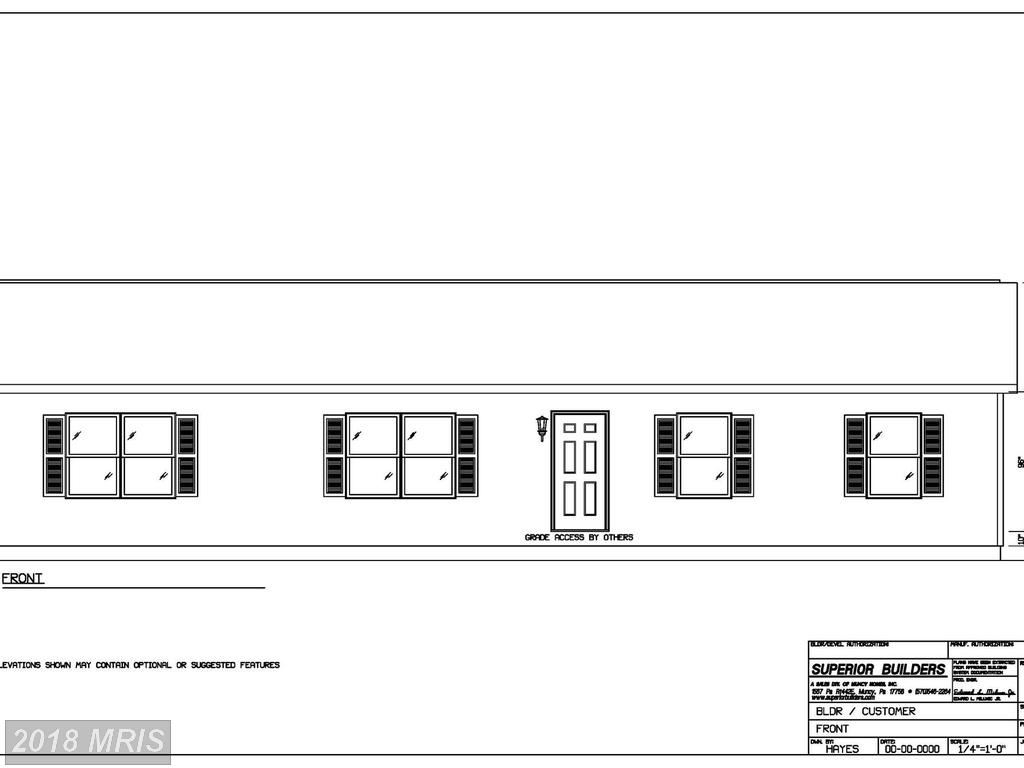 Photo for 29380 MOORE AVE, TRAPPE, MD 21673 (MLS # TA10156881)