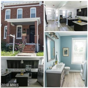 Photo of 627 MELVILLE AVE, BALTIMORE, MD 21218 (MLS # BA10275882)
