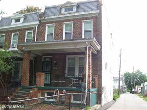 Photo of 1230 JEFFERSON ST NW, WASHINGTON, DC 20011 (MLS # DC10273882)