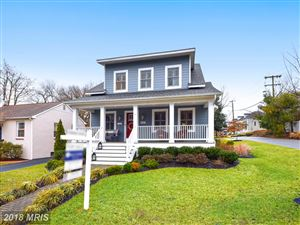 Photo of 1037 BOUCHER AVE, ANNAPOLIS, MD 21403 (MLS # AA10154888)