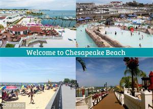 Photo of 3230 COX RD, CHESAPEAKE BEACH, MD 20732 (MLS # CA10173888)