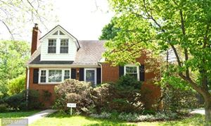Photo of 1013 KENNEDY ST, FALLS CHURCH, VA 22046 (MLS # FX10230889)