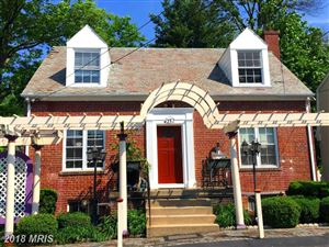 Photo of 4231 EAST WEST HWY, CHEVY CHASE, MD 20815 (MLS # MC10239891)