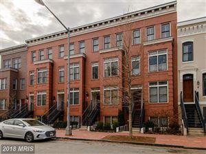 Photo of 1226 4TH ST NW #2, WASHINGTON, DC 20001 (MLS # DC10173894)