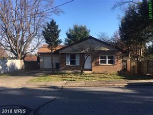 Photo of 102 LOCUST ST, FREDERICK, MD 21703 (MLS # FR10119895)