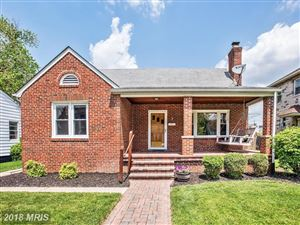 Photo of 7 14TH ST E, FREDERICK, MD 21701 (MLS # FR10226896)