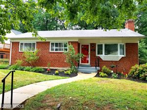 Photo of 23 EASTMOOR DR, SILVER SPRING, MD 20901 (MLS # MC10299897)