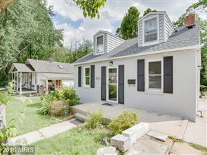 Photo of 2005 TAYLOR AVE, PARKVILLE, MD 21234 (MLS # BC10314900)