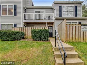 Photo of 18026 ROLLING MEADOW WAY #279, OLNEY, MD 20832 (MLS # MC10115900)