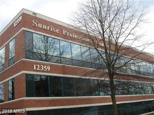 Photo of 12359 SUNRISE VALLEY DR #120, RESTON, VA 20191 (MLS # FX10186901)
