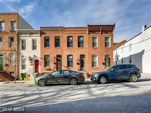 Photo of 822 HIGHLAND AVE S, BALTIMORE, MD 21224 (MLS # BA10138903)