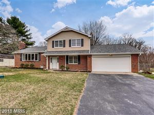 Photo of 7306 KITCHENS DR, MARRIOTTSVILLE, MD 21104 (MLS # CR10216904)