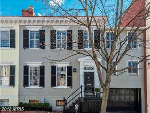 Photo of 1409 29TH ST NW, WASHINGTON, DC 20007 (MLS # DC10193905)