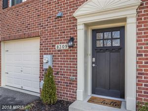 Photo of 8309 AUTUMN CREST LN #4, CHESAPEAKE BEACH, MD 20732 (MLS # CA10172908)