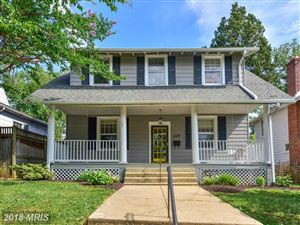 Photo of 1207 FLORAL ST NW, WASHINGTON, DC 20012 (MLS # DC10302908)