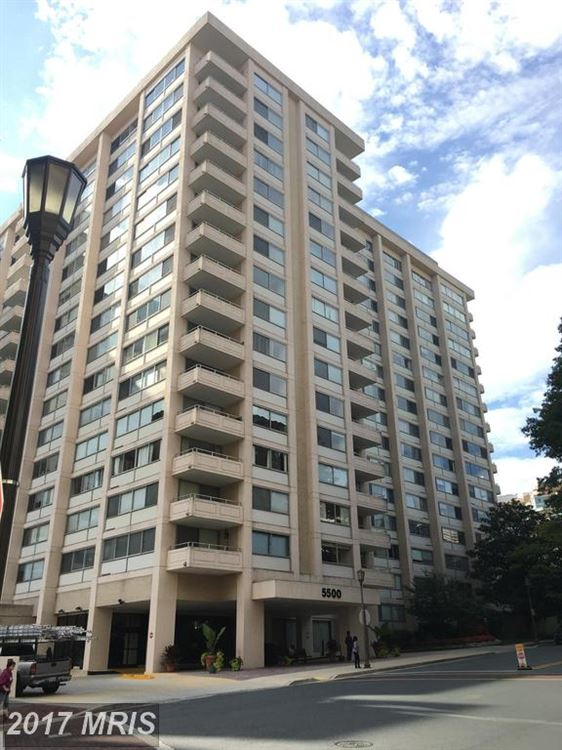 Photo for 5500 FRIENDSHIP BLVD #2002N, CHEVY CHASE, MD 20815 (MLS # MC10074908)