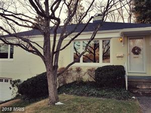 Photo of 815 LOYOLA DR, TOWSON, MD 21204 (MLS # BC10120910)