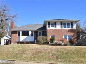 Photo of 707 SHELLEY RD, TOWSON, MD 21286 (MLS # BC10149910)