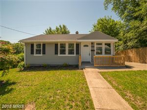 Photo of 123 WILGATE RD, OWINGS MILLS, MD 21117 (MLS # BC10157910)