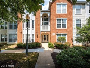 Photo of 5900 MILLRACE CT #A301, COLUMBIA, MD 21045 (MLS # HW10296912)