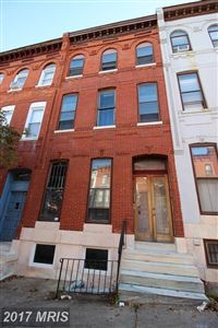 Photo of 1737 PARK AVE, BALTIMORE, MD 21217 (MLS # BA10108913)