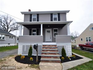 Photo of 1308 POPLAR AVE, BALTIMORE, MD 21227 (MLS # BC10174914)