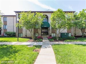 Photo of 6920 HANOVER PKWY #201, GREENBELT, MD 20770 (MLS # PG10247914)