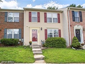 Photo of 9845 BAYLINE CIR, OWINGS MILLS, MD 21117 (MLS # BC10313915)