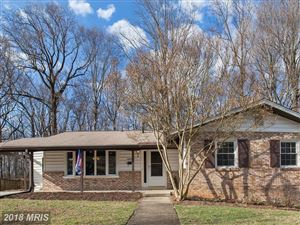 Photo of 10008 BRANCH VIEW CT, SILVER SPRING, MD 20903 (MLS # MC10161915)