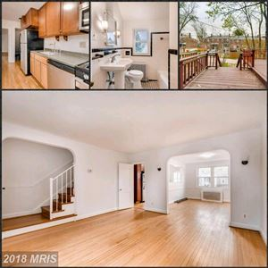 Photo of 218 LINDEN AVE, BALTIMORE, MD 21286 (MLS # BC10220916)